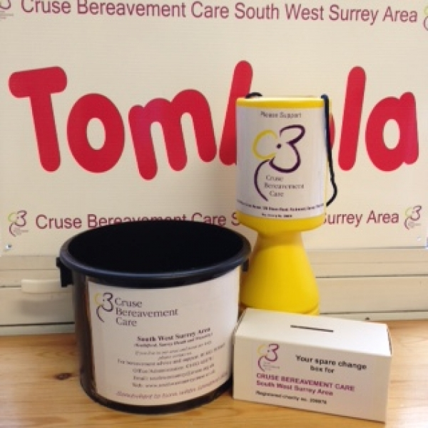 Would you like to help raise funds for South West Surrey Cruse?