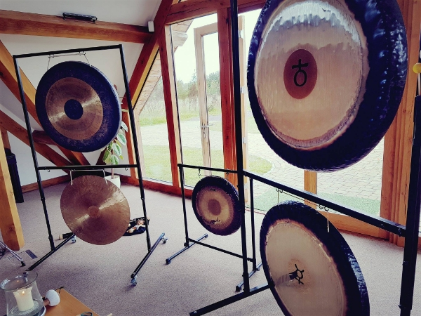 Sounding For Cruse - Drums and World Percussion Interactive with Meditation
