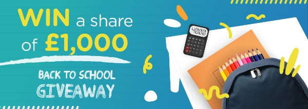 Win a share of £1000 for Cruse