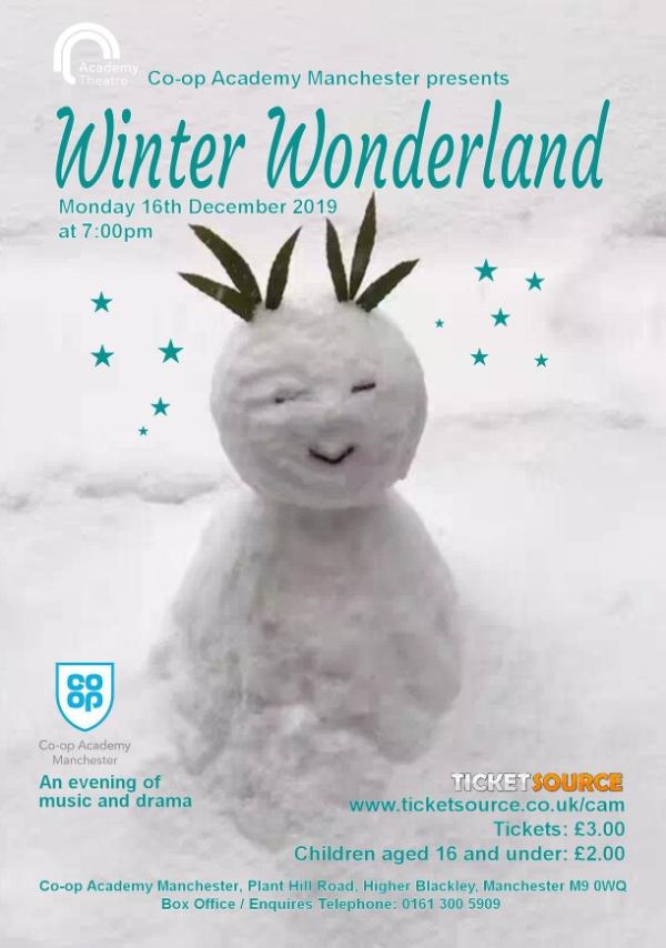 Winter Wonderland concert