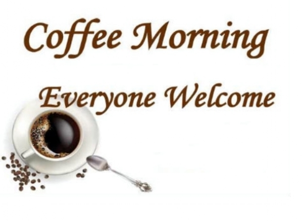 Coffee Morning at New Haw Library