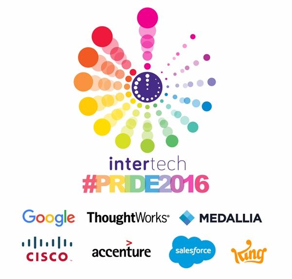 Join InterTech @ Pride 2016