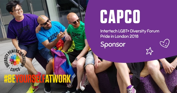 Capco Sponsor Story - A long standing supporter...