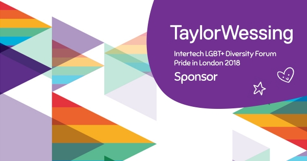 Taylor Wessing Sponsor Story - Promoting LGBT equality and our culture of inclusion...