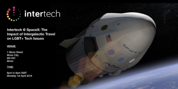 Intertech @  SpaceX - Intergalactic LGBT+ tech Issues
