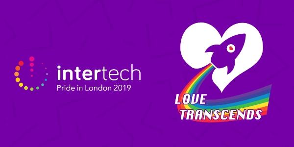 Intertech @ Pride in London 2019