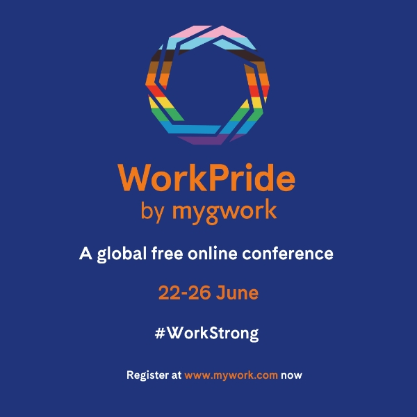 Work Pride Conference - Register today!