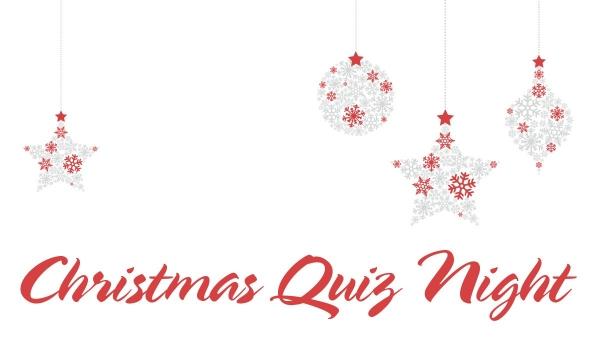 November Christmas Quiz