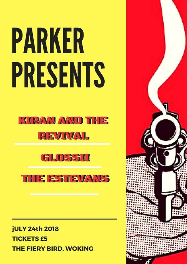 Parker Presents - Kiran and the Revival