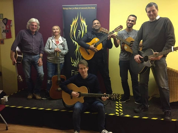 Guitar workshops - last two spaces available