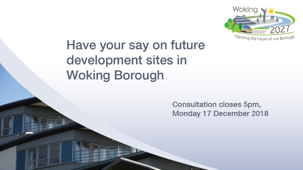 Final chance to have a say: Borough Council consultation on Woking Town Centre