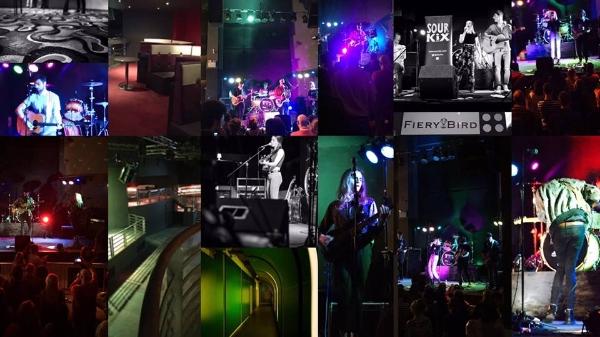 The Whatif Generation + The Mantic Muddlers + Shaun Hudson