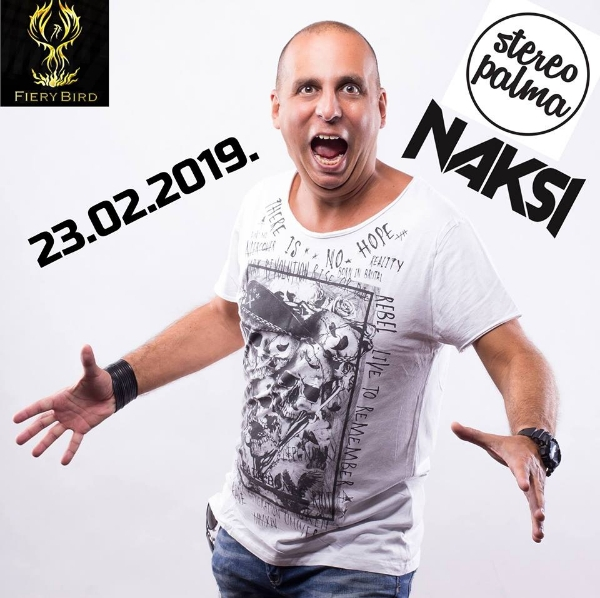 Lucky Party with DJ Naksi / Stereo Palma and DJ Brad Lucas