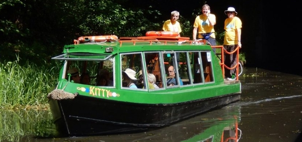 Woking Canal Boat Trips, can you help?
