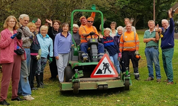 Woodlanders Working Party,  Saturday 13 January @ 9:30am
