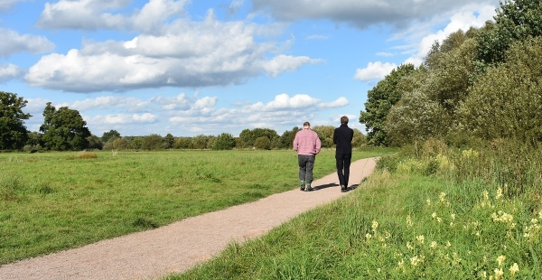 Horsell Weekly walks - every Wednesday @ 9:50am for 10am