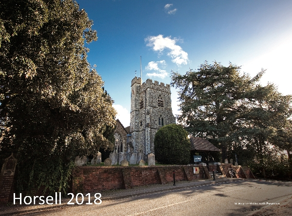 Please let us have your photos  to be considered for the 2019 Horsell Calendar by 20 April