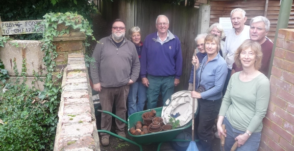 Woodlanders Working Party,  Saturday 12 May @ 9:30am