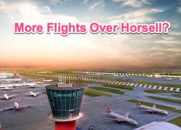 Heathrow  - Airspace and Future Operations Consultation