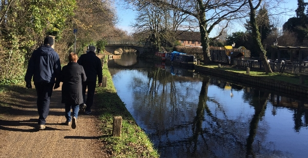 Horsell Wednesday Weekly walk - 27 November @ 9:50am for 10am