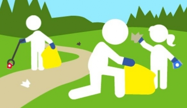 Horsell Monthly Litter Pick, Saturday 16 October @10am