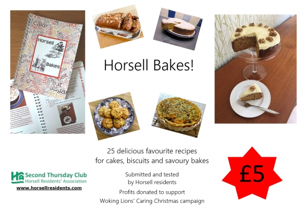 Horsell Bakes book