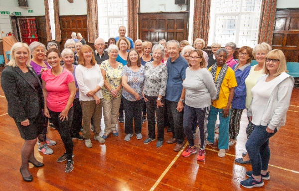 LEARN TAI CHI - NEW TERM FROM MONDAY 6th JAN 2020