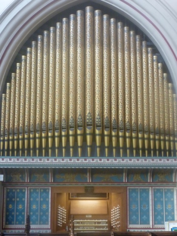 Lunchtime Live! Organ Recital by Shean Bowers