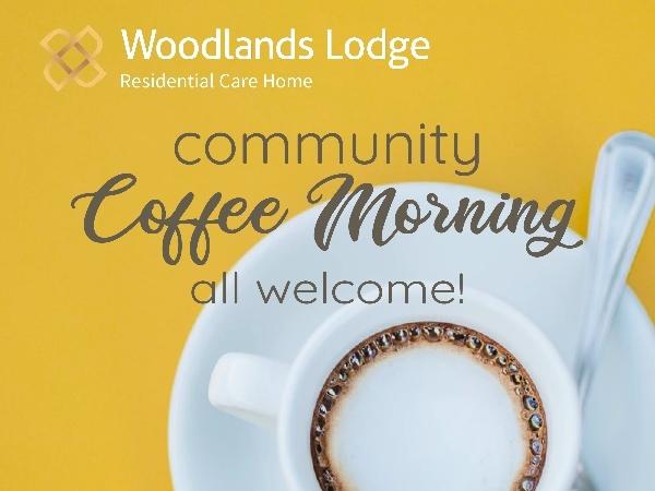 Community Coffee Morning Woodlands Lodge