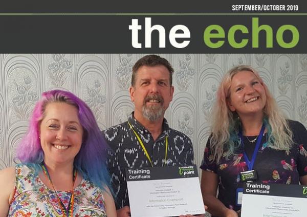 The Echo Newsletter for September/October 2019