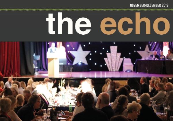 The Echo Newsletter for November/December 2019
