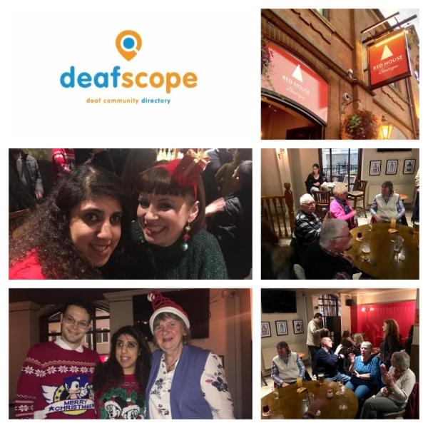 Valentine's Day Deaf Pub, Stourbridge!