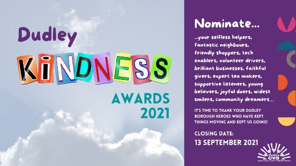 Dudley Kindness Awards 2021