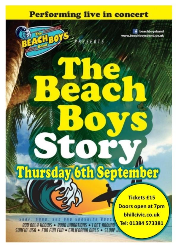 **The Beach Boys Story Returns**