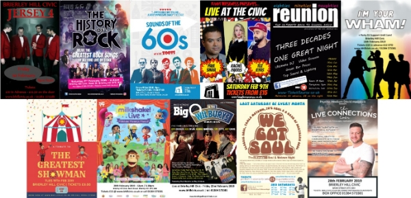 **Something For Everyone This February At The Civic!**