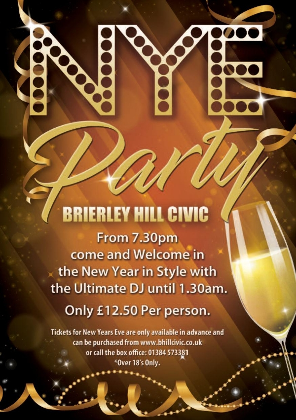 **New Year's Eve Party On Sale Now!**First Dibs On Tickets**