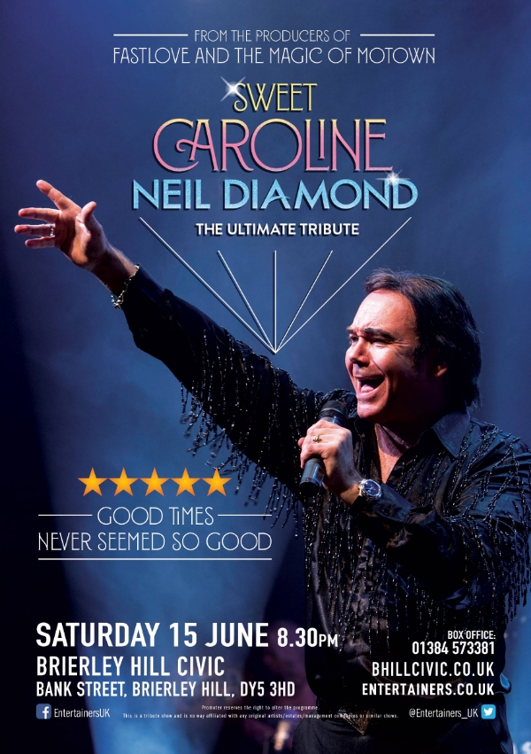 **Win Tickets To See 'Sweet Caroline' - This Saturday Night**