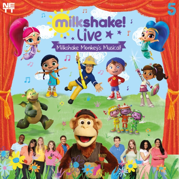 **Channel 5's Milkshake Is Back!- First Dibs On Tickets To Civic Email Subscribers!**