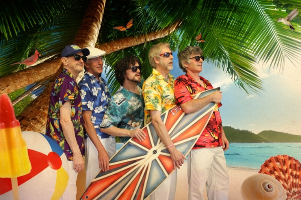 The Beach Boys Tribute Show - Only 4 Weeks to Go!
