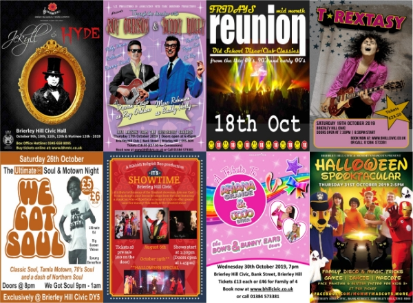 **This October @ The Civic!**
