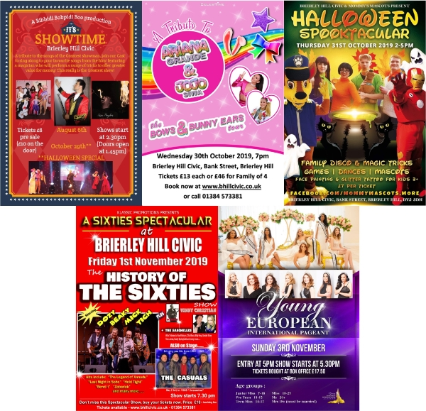 **This Half Term @ The Civic!**