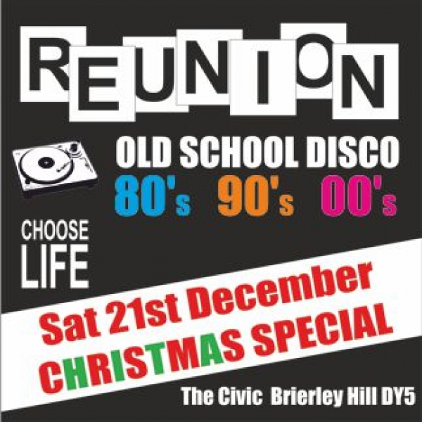**Just Confirmed! ReUnion Christmas Special!**