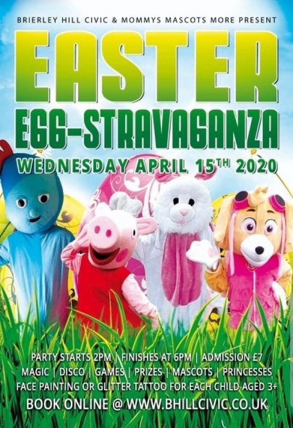 **kids Easter Party On Sale Now!**