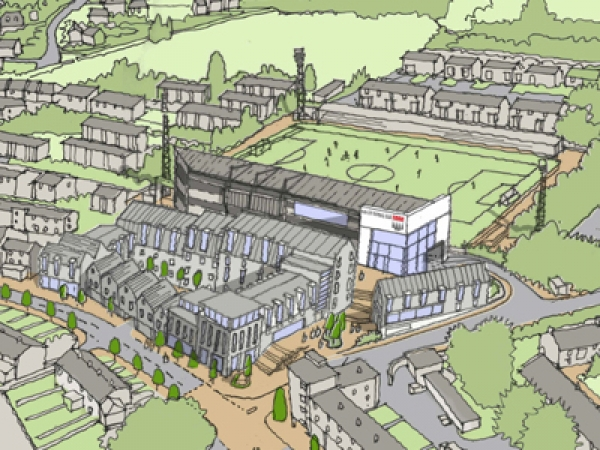 Twerton Park Redevelopment - Members consultation.  Your voice is important in deciding the direction of our club