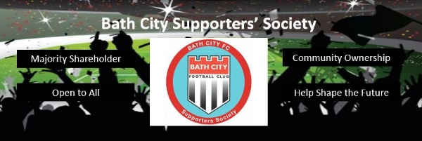 Bath City Supporters' Society - 2019 AGM
