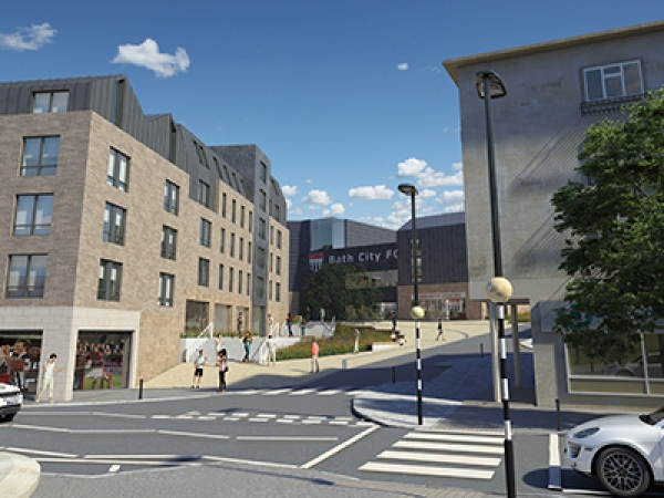Act Now!  Redevelopment planning application - Please register your support ASAP