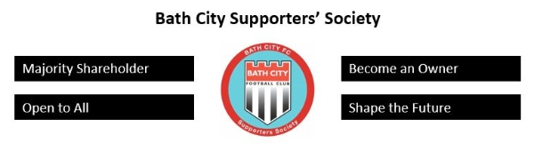 Bath City Supporters' Society - IMPORTANT INFORMATION
