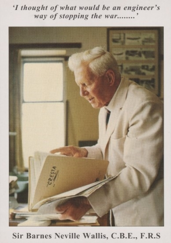 Barnes Wallis - One Man – Many Ideas. The Life and Work of Barnes Wallis, Engineer, Designer, Inventor, Teacher..