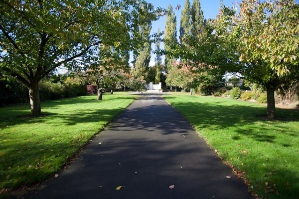 London Road Cemetery Restoration
