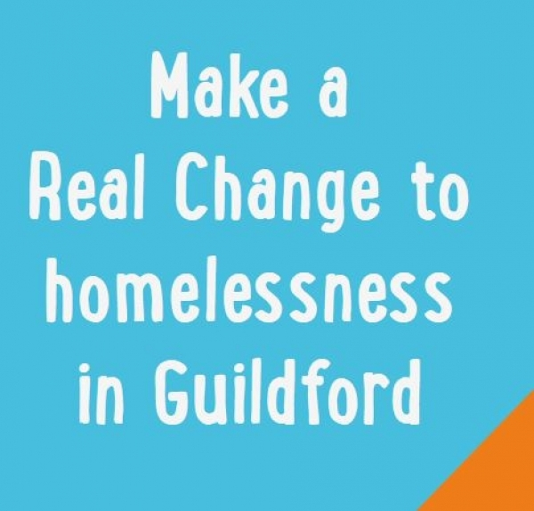 Real Change Guildford – applications invited
